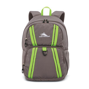 Wilder 2.0 Backpack in the color Slate/Lime Green.