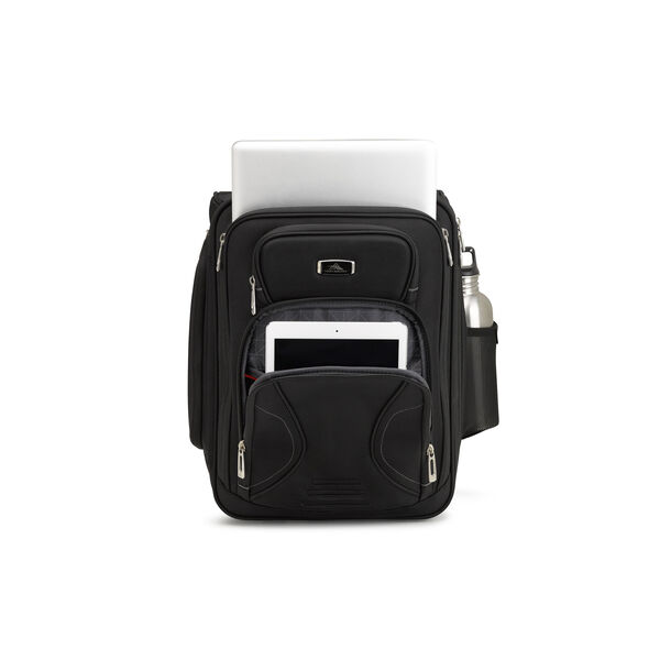 High Sierra Endeavor Wheeled Underseat Carry-On in the color Black.