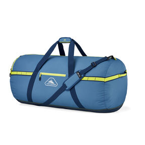 "High Sierra Packed Cargo Duffles 36"" Large Duffel in the color Graphite Blue/Rustic Blue/Glow."
