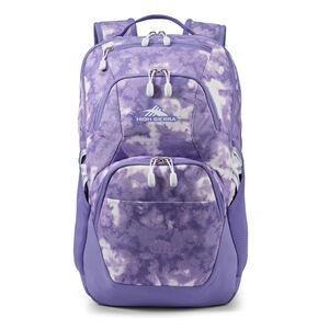 High Sierra Swoop SG Backpack in the color Tie Die.
