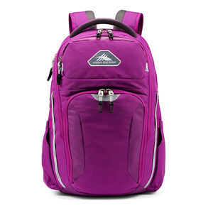 Autry Backpack in the color Hyacinth/Ash.
