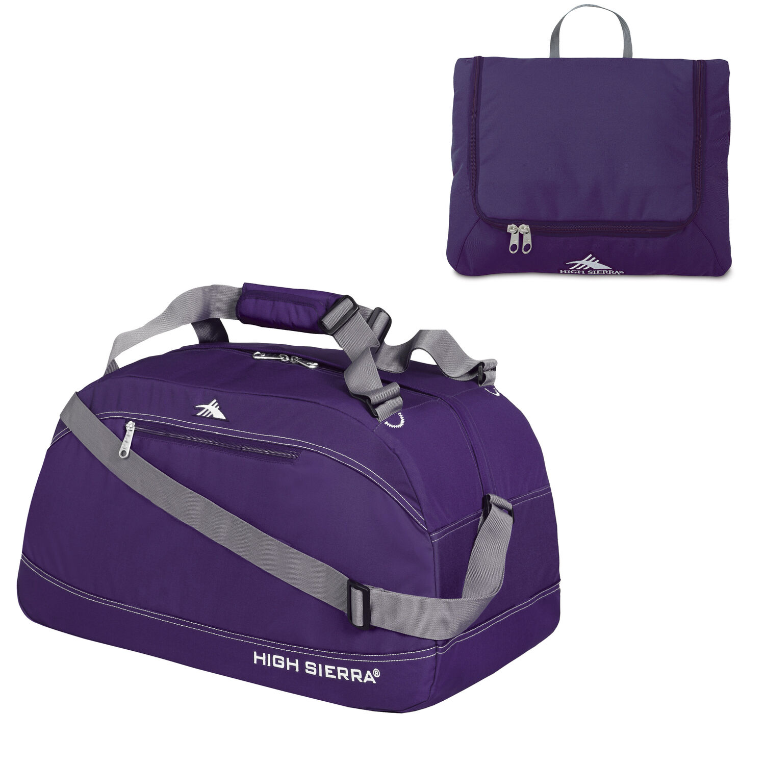 d4f5719d92 High Sierra 24 quot  Pack-N-Go Duffel in the color Deep ...