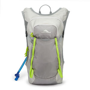 Hydrahike 2.0 8L Hydration Pack in the color Silver.