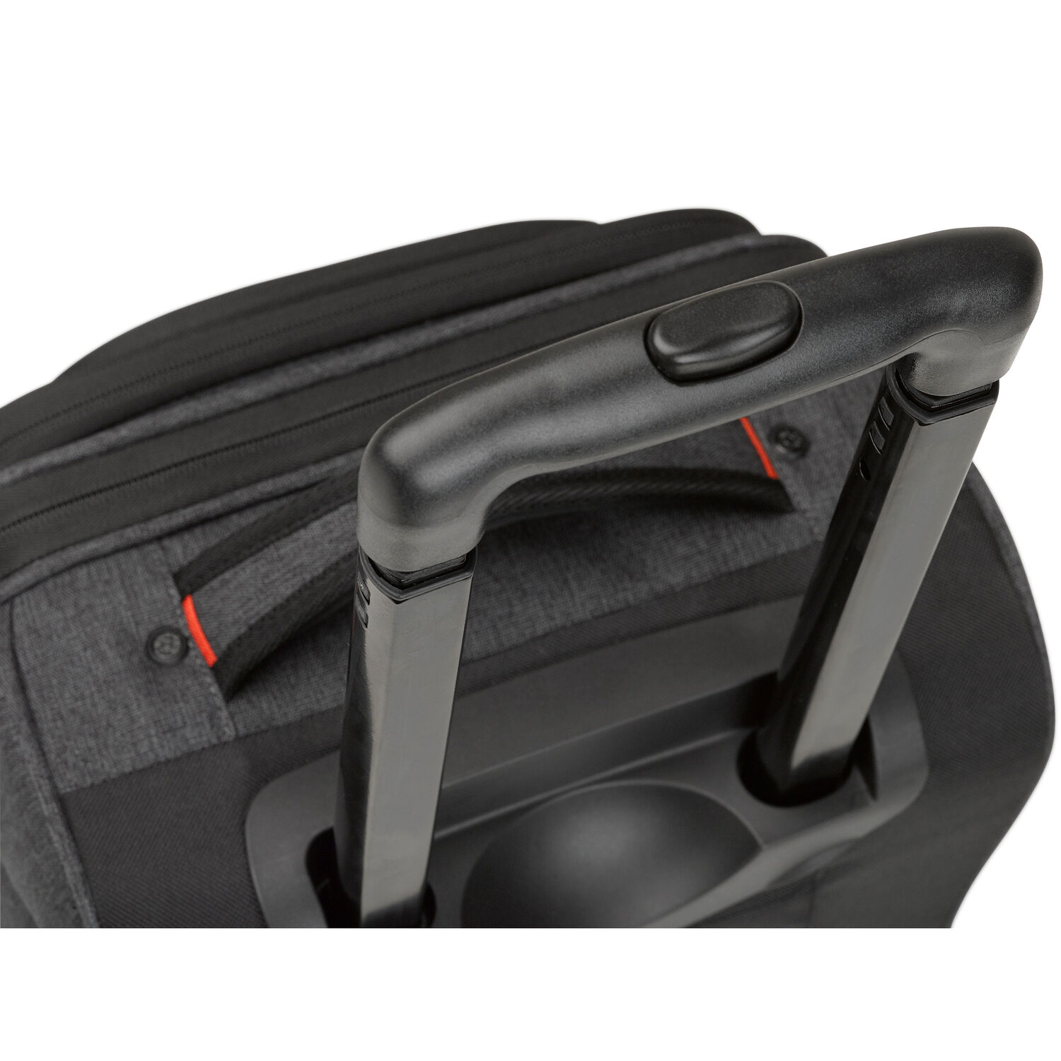 High Sierra Endeavor Wheeled Underseat Carry-On in the color Black. 5cdfce84c9c35