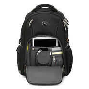 High Sierra Vuna Business Pack in the color Black/Charcoal.
