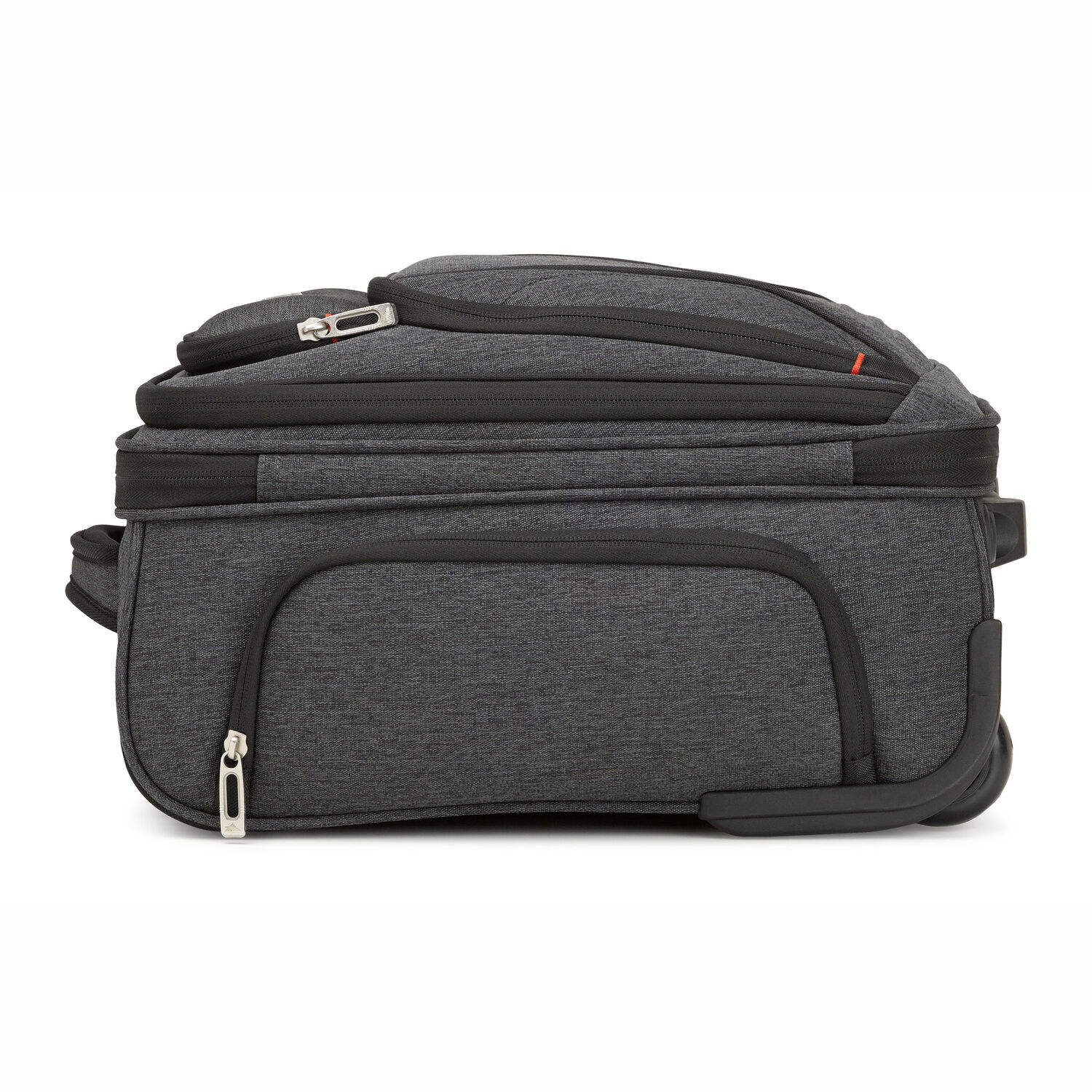 f3f3f7da3ce High Sierra Endeavor Wheeled Underseat Carry-On in the color Black.