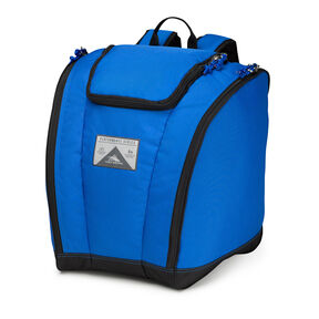 High Sierra Trapezoid Boot Bag in the color Vivid Blue/Black.