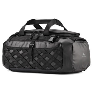 OTC Convertible Duffel Backpack in the color Black/Black/Black.
