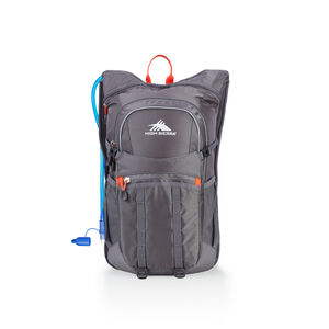 HydraHike 20L Pack in the color Mercury/Redline.