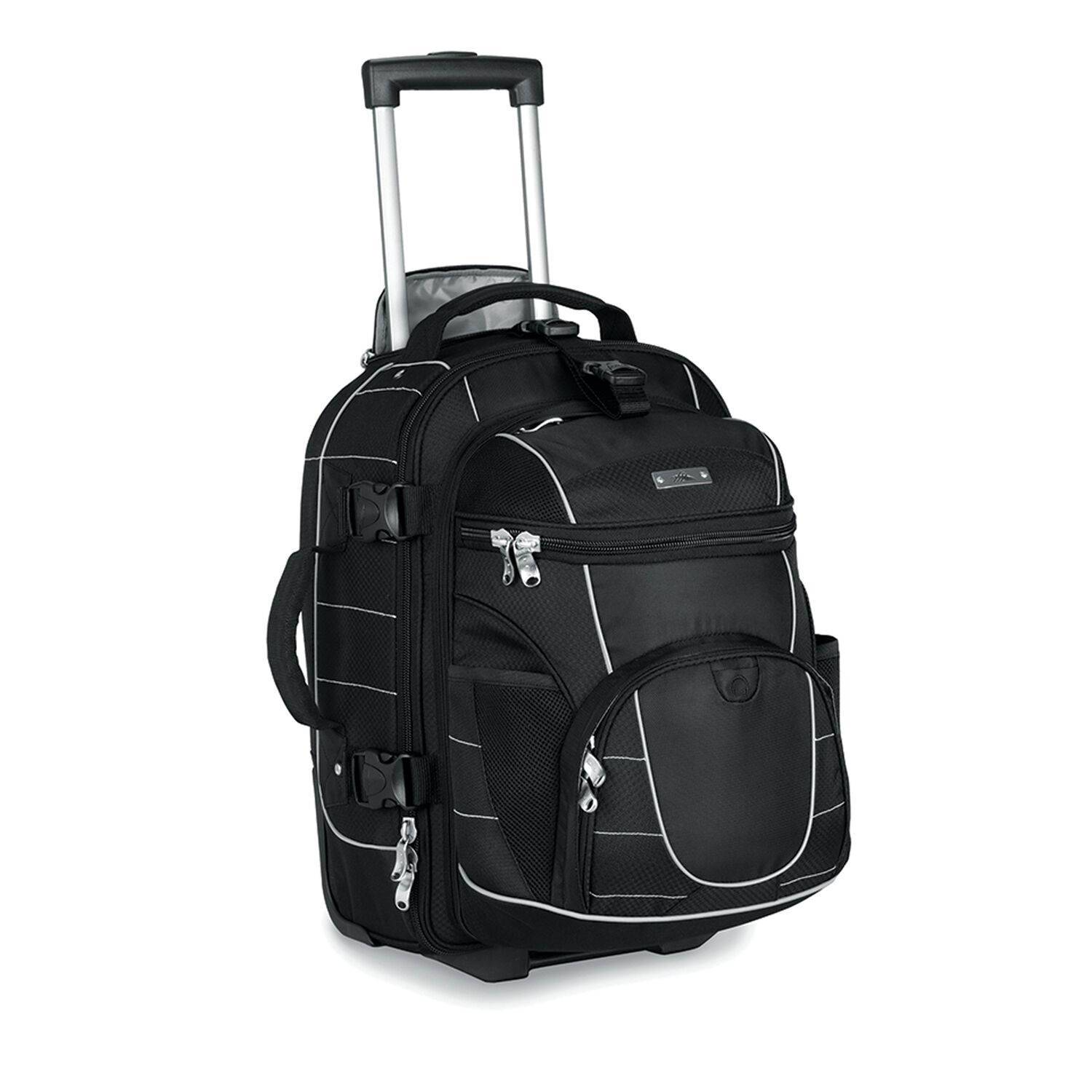 High Sierra AT2 Carry On Wheeled Backpack