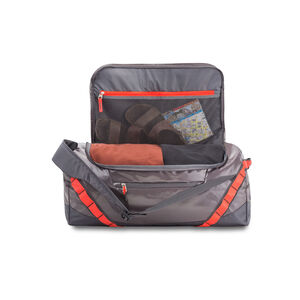 "Kennesaw 24"" Sport Duffel in the color Charcoal/Mercury/Redline."