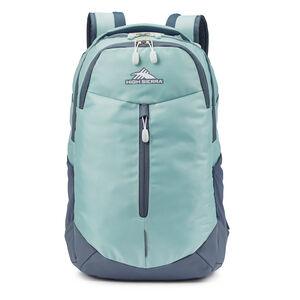 Swerve Pro Backpack in the color Blue Haze/Grey Blue.