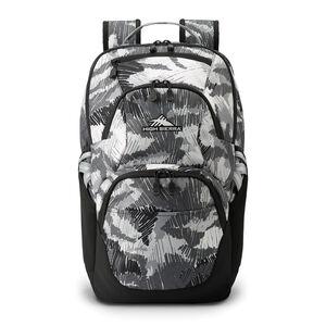 Swoop SG Backpack in the color Scribble Camo.