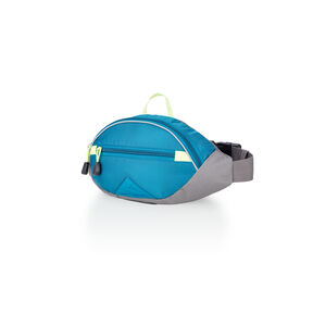 High Sierra HydraHike 1.5L Waist Pack in the color Lagoon/Slate/Zest.