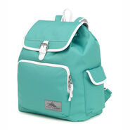 High Sierra Elly Backpack in the color Turquoise/White.