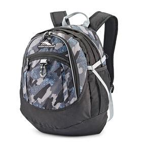 High Sierra Fatboy Backpack in the color Graffiti/Black/Ash.