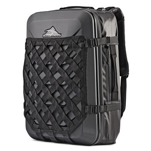 OTC Carry-On Weekender Backpack in the color Black/Black/Black.