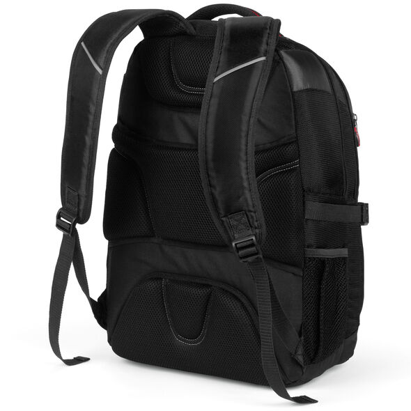 High Sierra AT7 Computer Backpack in the color Black.