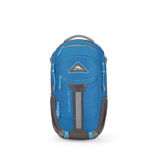 High Sierra Pathway 30L Pack in the color Mineral/Slate/Glacier.