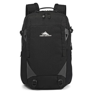 Takeover Backpack in the color Black.