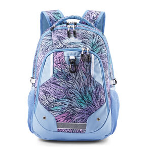 Zestar Backpack in the color Feather Spectre.