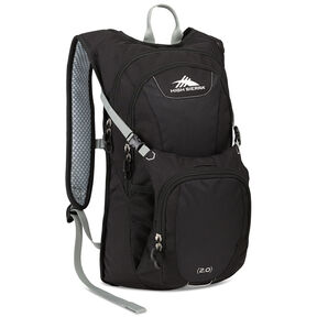 High Sierra Classic 2 Series Longshot 70 Hydration Pack in the color Black/Silver.