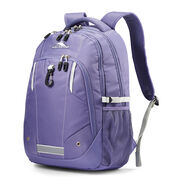 High Sierra Zestar Backpack in the color Purple Smoke.