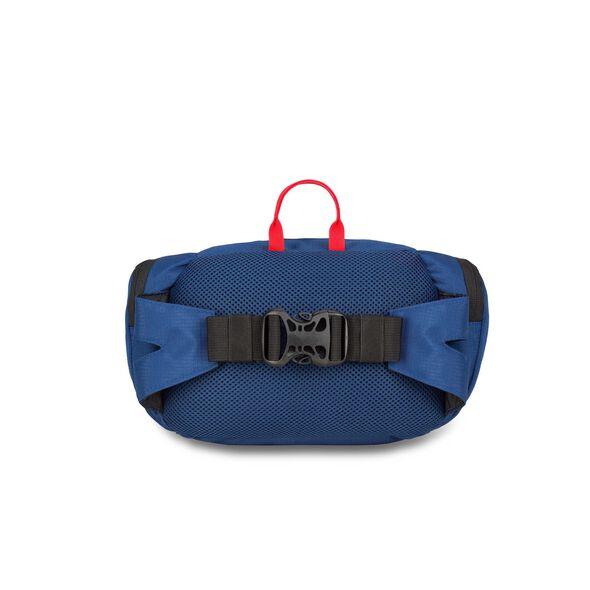High Sierra Tokopah 3L Waistpack in the color Pilot/Atlantic/Crimson.
