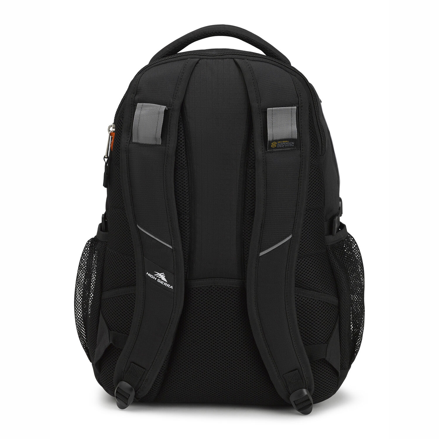 ab07ae14186a High Sierra Swerve Backpack in the color Black.