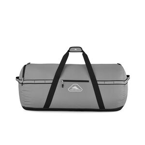 """Packed Cargo Duffles 30"""" Medium Duffel in the color Charcoal/Black."""