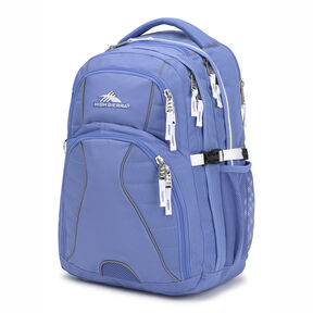 8e8122b8fe9 High Sierra Swerve Backpack in the color Lapis/White.
