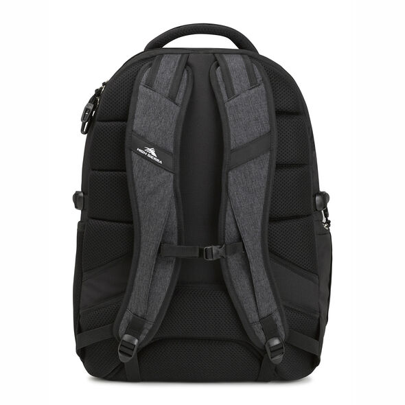 High Sierra Jarvis Backpack in the color Black.