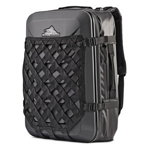 31c8c8a2b1 High Sierra OTC Carry-On Weekender Backpack in the color Black Black Black