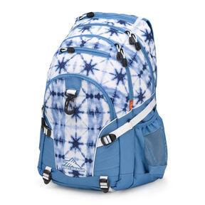 77c680b7f9 High Sierra Loop Backpack in the color Indio Dye Mineral White.