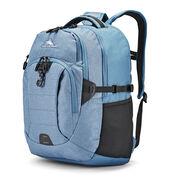 High Sierra Jarvis Backpack in the color Graphite Blue/Black.