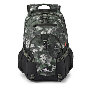 High Sierra Loop Backpack in the color Urban Camo.