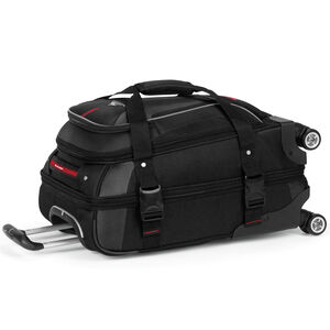 AT7 Carry-On Spinner Duffel in the color Black.