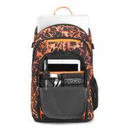 High Sierra Blaise Backpack in the color Fireball/Black/Electric Orange.