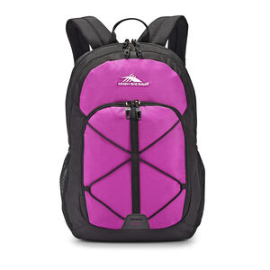 Daio Backpack in the color Hyacinth/Black.