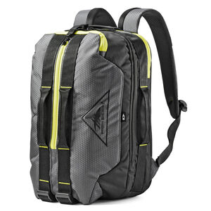 Dells Canyon Travel Backpack in the color Mercury/Black/Glow.