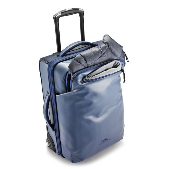 "High Sierra Rossby 22"" Upright in the color Grey Blue/True Navy."