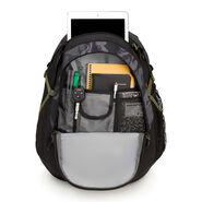 High Sierra Fatboy Backpack in the color Kamo/Black/Moss.