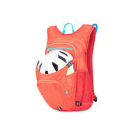 High Sierra HydraHike 16L Pack in the color Redline/Crimson/Turqoise.