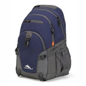 High Sierra Loop Backpack in the color True Navy/Mercury.