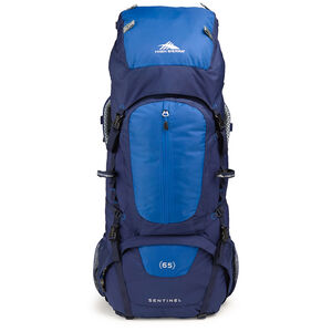 Classic 2 Series Sentinel 65 Frame Pack in the color True Navy/Royal.