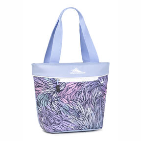High Sierra Lunch Tote in the color Feather Spectre/Powder Blue.