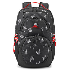 High Sierra Swoop SG Backpack in the color Rock On.