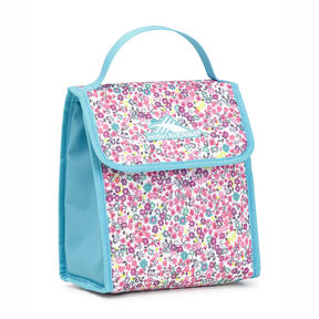 High Sierra Classic Lunch Kit in the color Prairie Floral/Tropic Teal.
