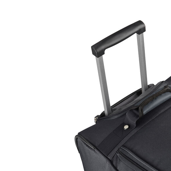 High Sierra 2PC Wheeled Duffel Set (26/30) in the color Mercury/Charcoal.