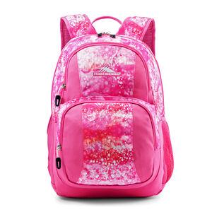 Pinova Backpack in the color Effervescent/Pink Lemonade.